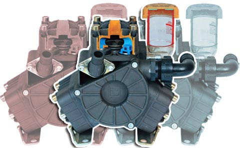 Vibration diaphragm pumps series pa 2 to 40 bar broowe ltd vibration diaphragm pumps series pa 2 to 40 bar broowe ltd powered by broowe ccuart Choice Image